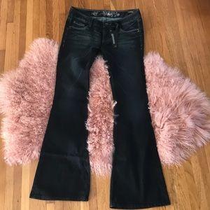 NWT❗️EXPRESS Stella Flare Leg Jeans